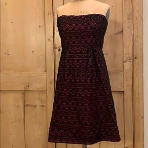 Julie Brown Strapless Dress